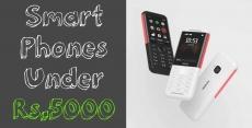 Best Mobile Under 5000 in Pakistan 2021