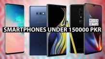 Best Mobile Under 150000 in Pakistan 2021