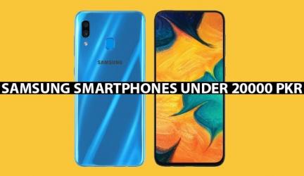 Best Samsung Mobile Under 20000 in Pakistan 2021